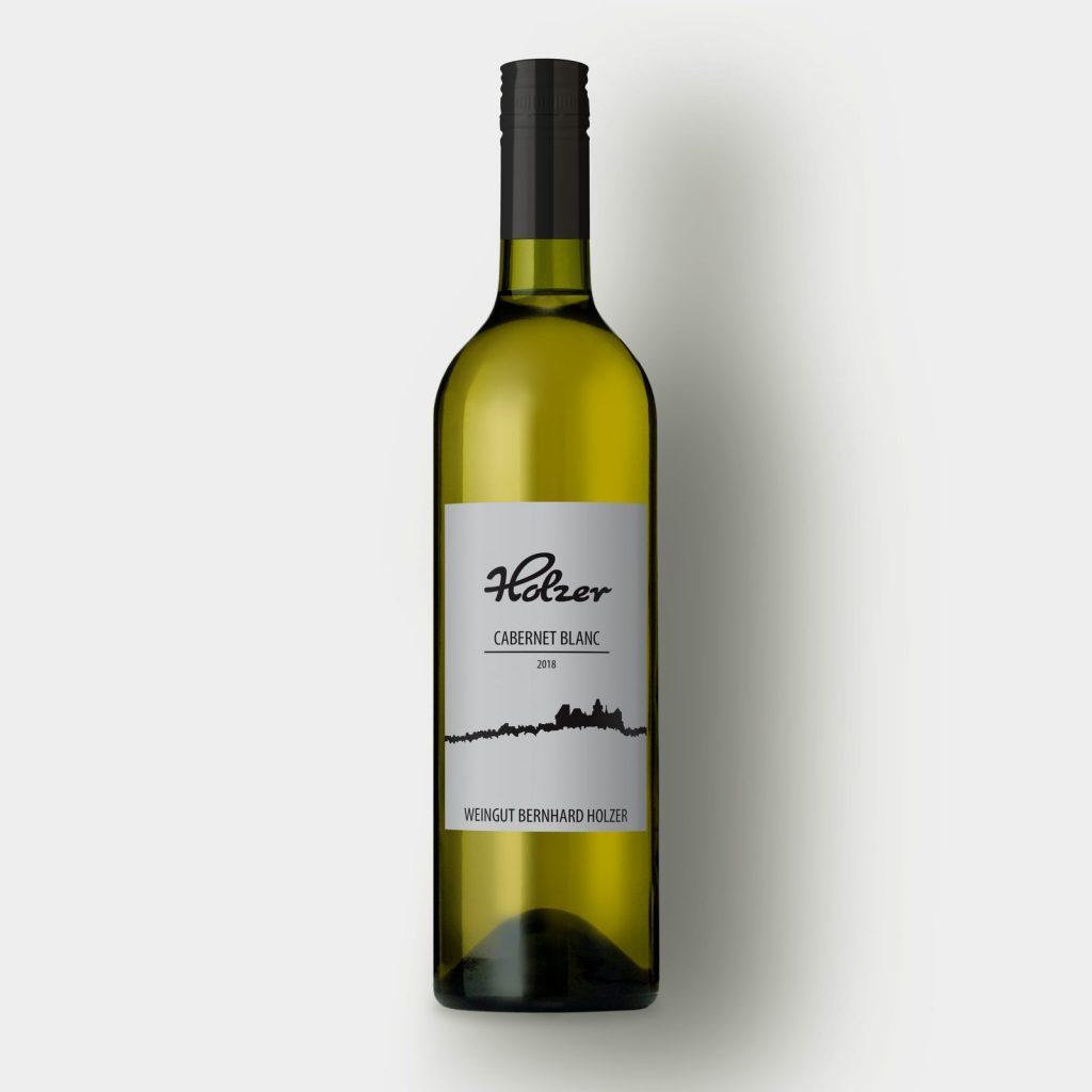Cabernet Blanc 2018 in unserem Webshop